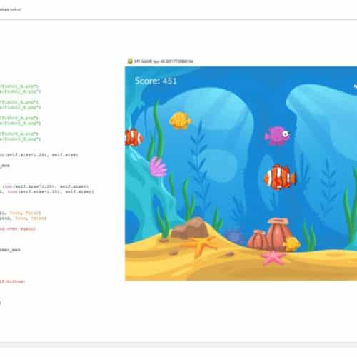 Онлайн курс Python для детей